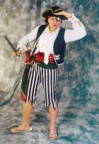 affordable pirate entertainer